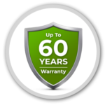 Up To 60 Years Warrantly